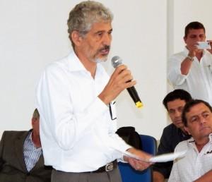 João Bosco, superintendente da AGOS (foto: Yuri Lopes)